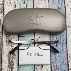 RB6333 2502 Ray Ban Men's Eyeglasses /VIP325